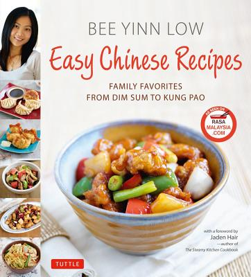 Easy Chinese Recipes By Low, Bee Yinn/ Hair, Jaden (FRW)