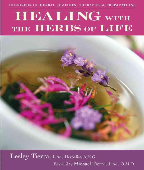 Healing By Tierra, Lesley/ Tierra, Michael (FRW)